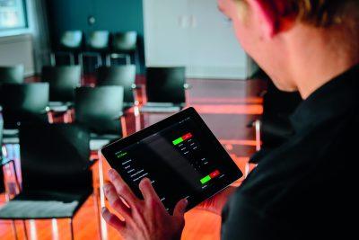 Smarthome mit iPad