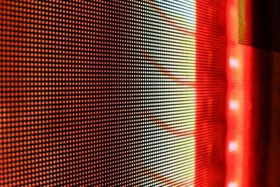 Stage LED Wall von Elektro Morjan oHG installiert